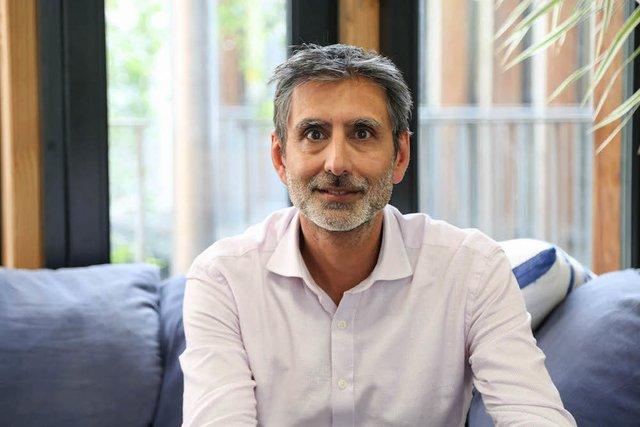 Rencontrez Stéphane, CEO - D-AIM