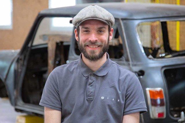 Rencontrez Laurent, Directeur Général - Ian Motion