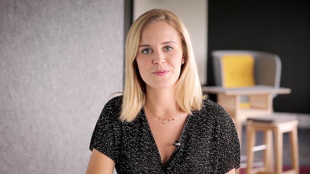 Rencontrez Emilie, Head of Communication - Feed