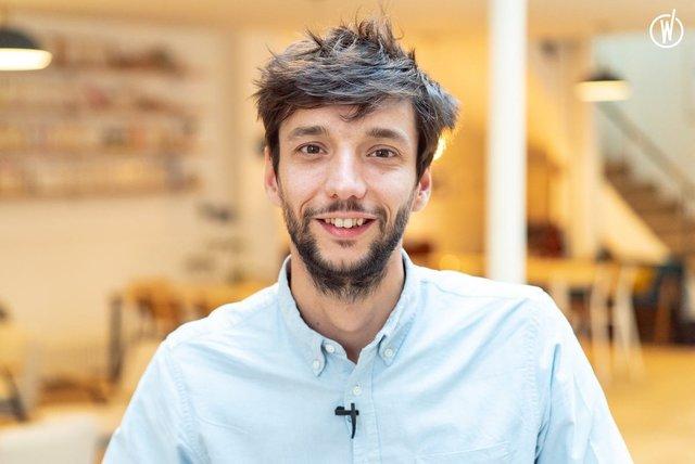 Rencontrez Matthieu, Fondateur - TIPTOE