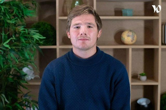Rencontrez Félix, Entrepreneur Dirigeant Wise - Sparkling Partners