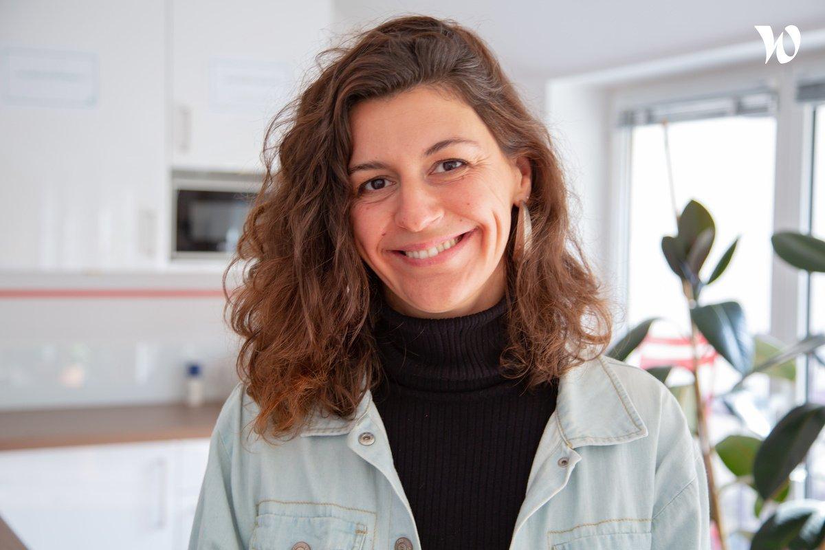 Meet Charlotte, Field Sales Team leader Paris - TheFork