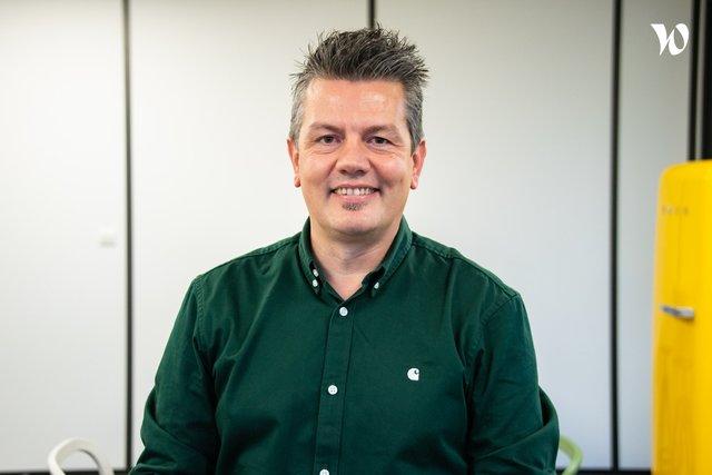 Rencontrez Stéphane, Founder - Sensefuel