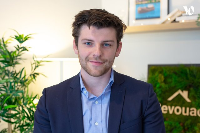 Rencontrez Antoine, Conseiller en investissement  - Bevouac