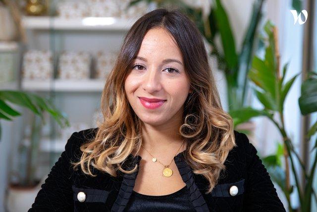 Rencontrez Sara, Fondatrice & Cheffe - Maison Gazelle