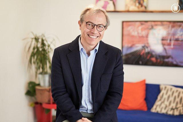 Pierre-Nicolas Patouillard, CEO de Creative Dock en France - Creative Dock