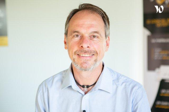 Rencontrez Christian, Dirigeant - Web2vi