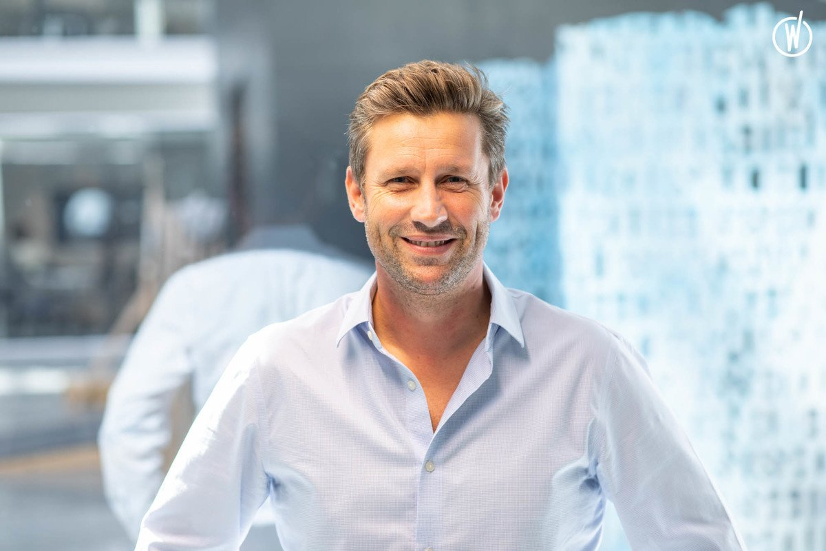 Meet Arnaud, CEO & Co founder  - SnapCall