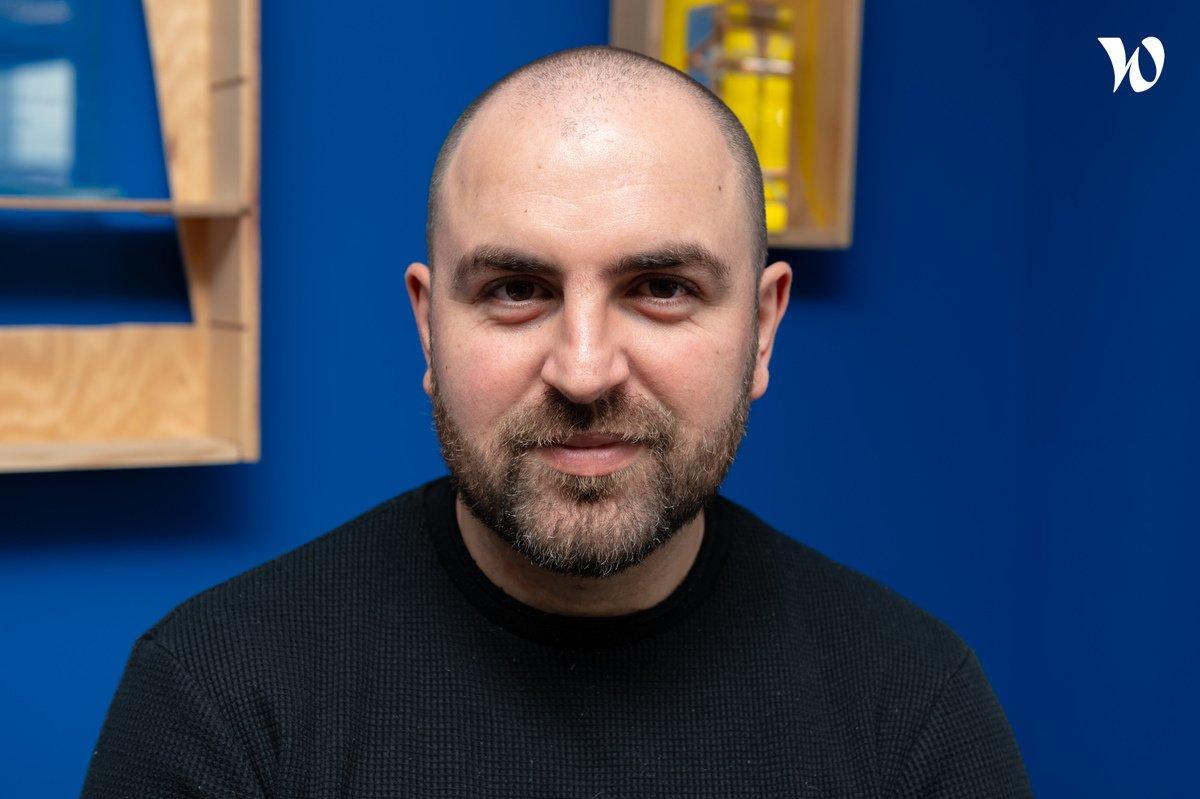 Rencontrez Sofiane , Co-founder & CTO - Tchek