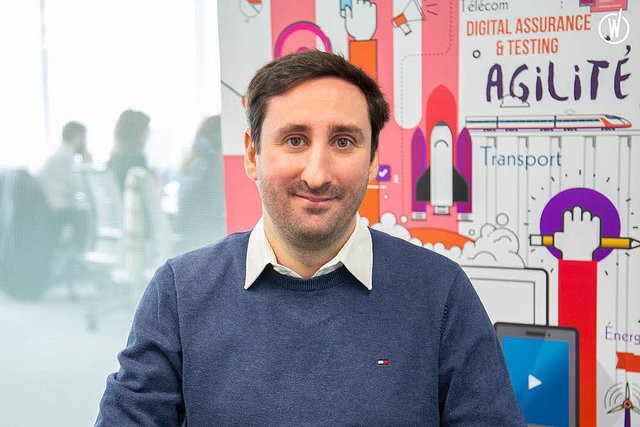Rencontrez Laurent, Architecte solution - Capgemini