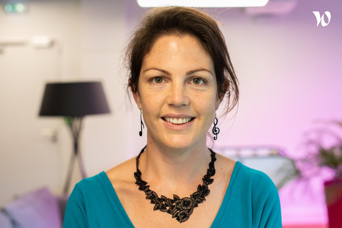 Rencontrez Elodie, Manager  - CELENCIA