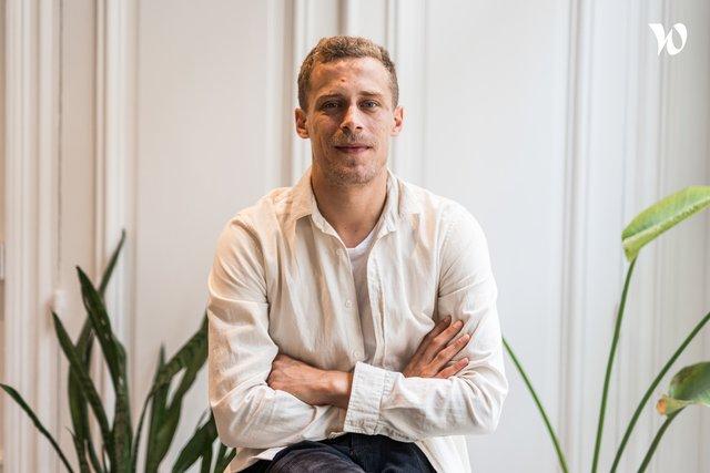 Rencontrez Vincent, Co founder & CEO - Welii