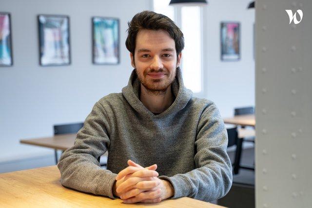 Rencontrez Félix, UX Designer - Meilleurtaux