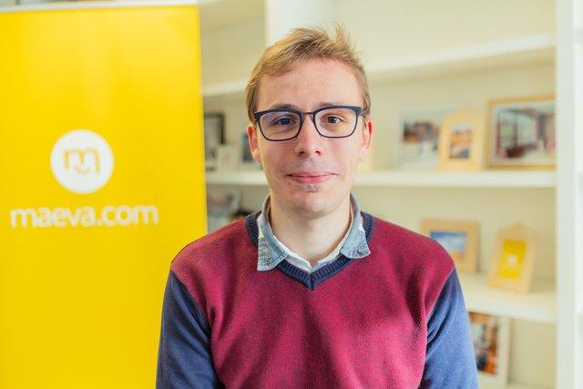 Rencontrez Nicolas, Lead developer - Maeva