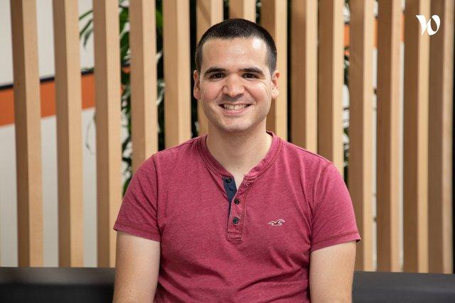 Rencontrez Tristan, Développeur .Net - Primeum