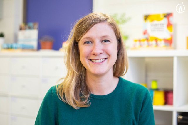 Rencontrez Avelaine, Directrice commerciale et chargée des partenariats - Gifts for Change