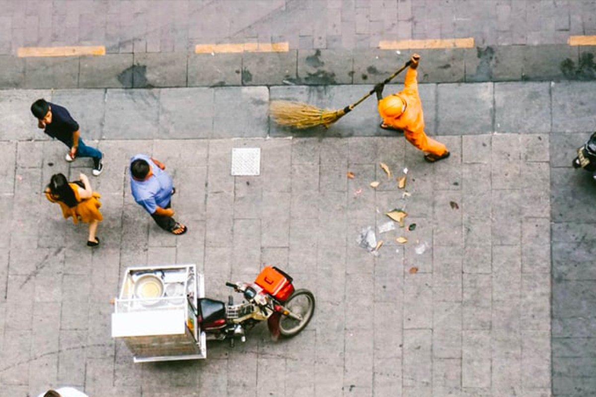 Coronavirus : témoignage d'un agent de la propreté urbaine