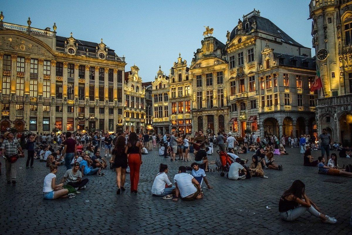 Partir travailler à Bruxelles