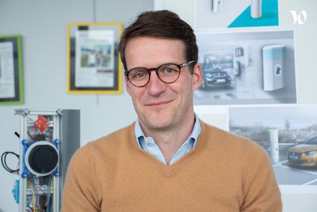 Rencontrez Thibaut, Cofondateur CEO - Enexten