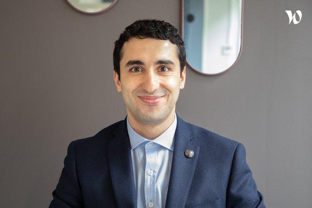 Rencontrez Mehdi, CEO et Cofondateur - Datategy