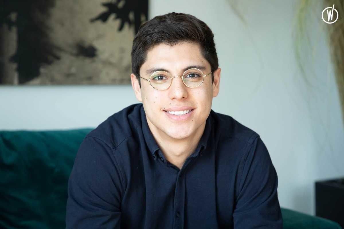 Rencontrez Gustavo Cuellar, Business developer - Master The Monster