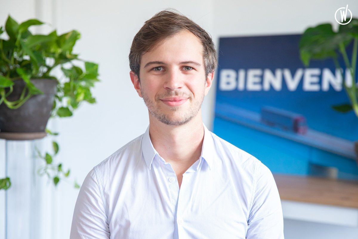 Meet Lucien, COO & Cofounder - Shippeo