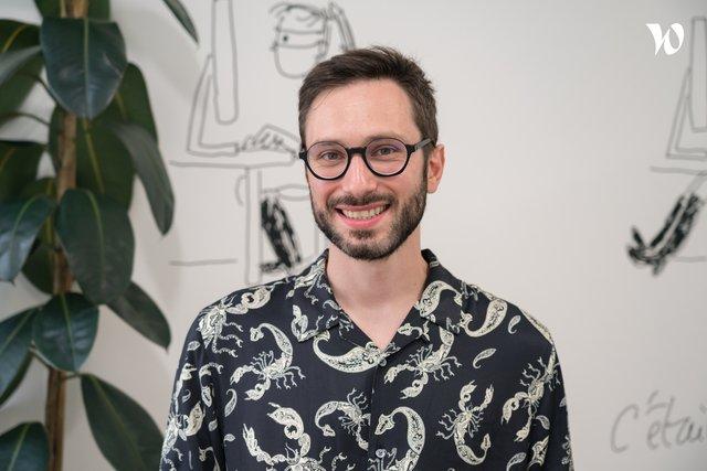 Rencontrez Anthony Defraine, Développeur sénior - ekWateur