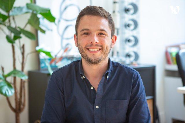 Rencontrez Edouard, CEO - Pandacraft