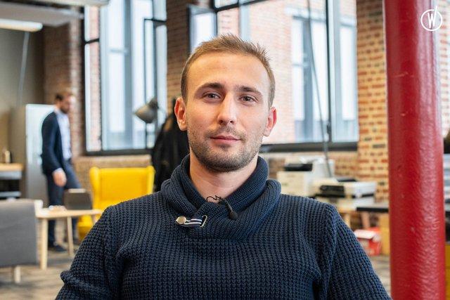 Rencontrez Fabio, Ingénieur de recherche - Isabo