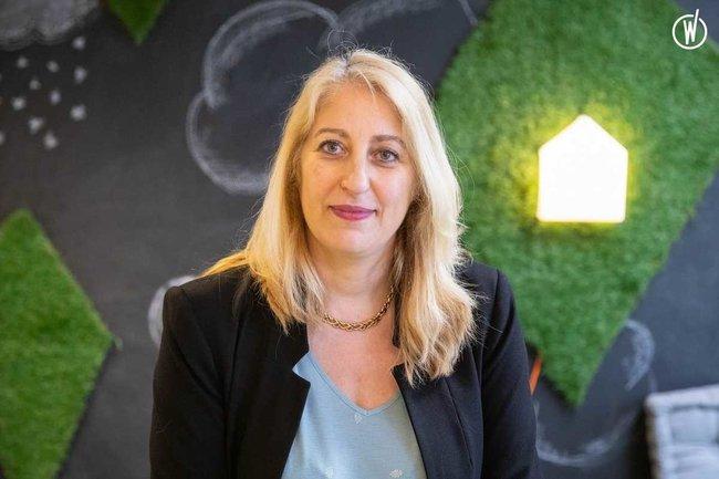 Rencontrez Jeanne, CEO & co founder - Habiteo