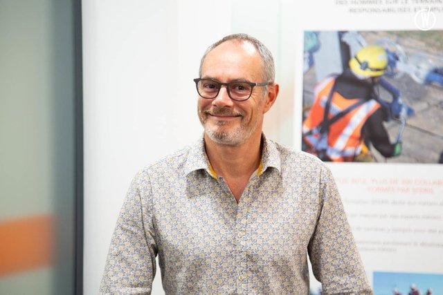 Rencontrez Jérôme, Directeur de la Production - SFERIS