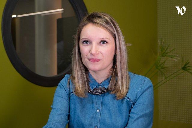 Découvrez Marie, Designer Print & Digital - NewQuest