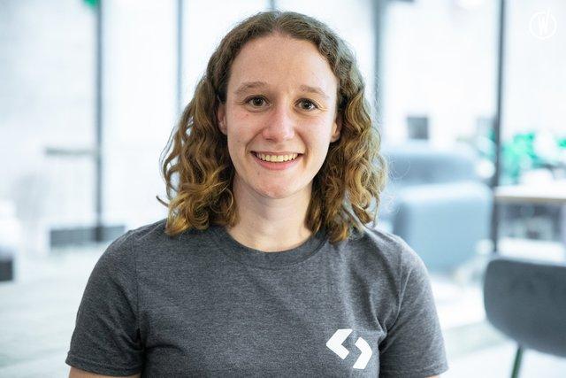 Meet Anaïs, Front End Engineer - Spendesk