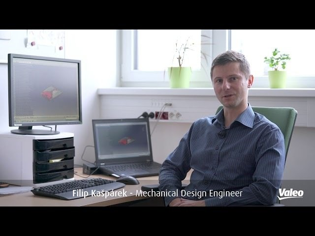 Mechanical Design Engineer - Valeo vývojové centrum