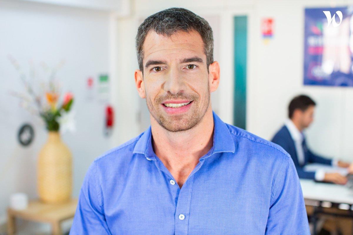 Rencontrez Matthieu, Responsable du développement et des admissions - ISCOD