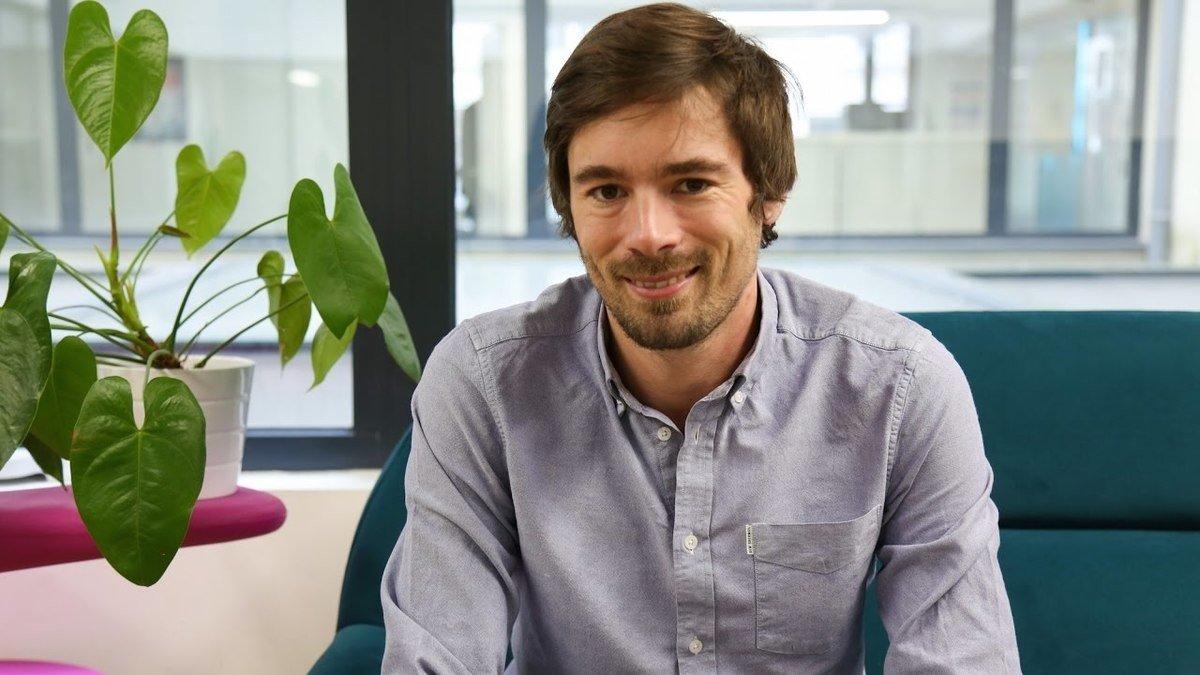 Rencontrez Guillaume, Co-Fondateur - Alenvi