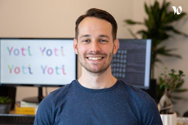 Rencontrez Vincent, Directeur général de Yoti - Yoti