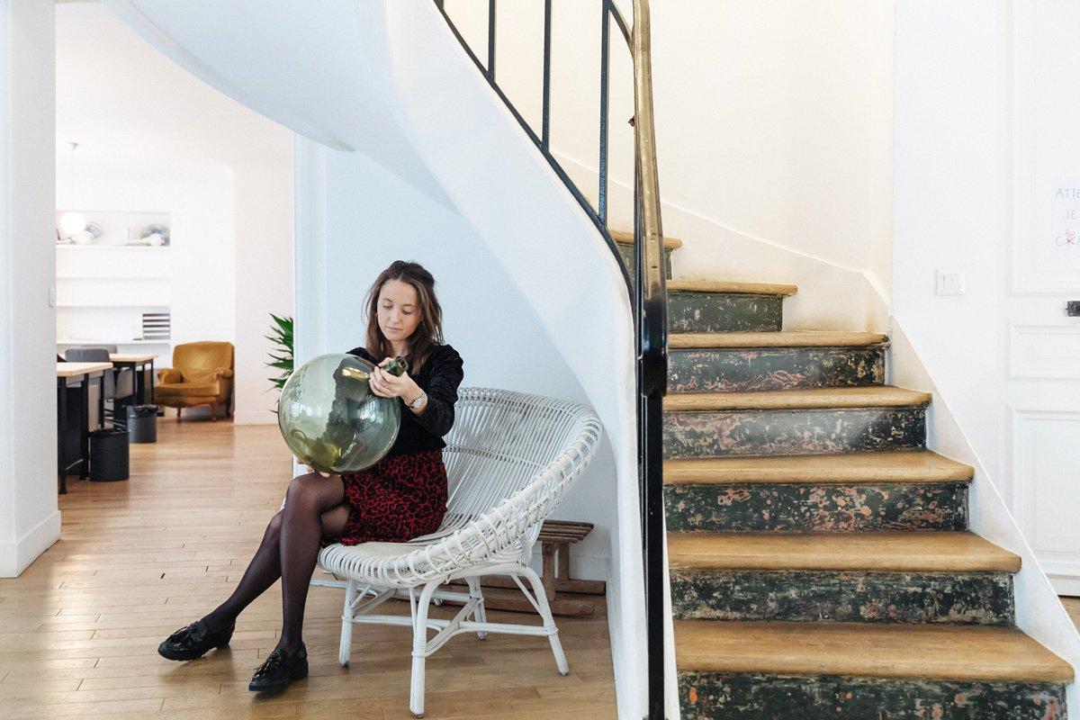 Charlotte Cadé, de chineuse de déco à CEO de Selency