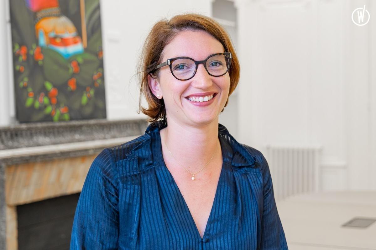 Rencontrez Audrey, Associée - Pôle Distribution & Transformation Digitale - Fincley Consulting