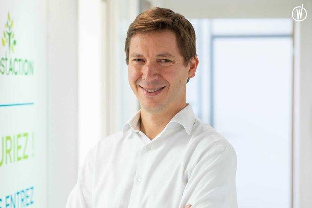 Rencontrez Stéphane, Président Fondateur - Reforest'Action