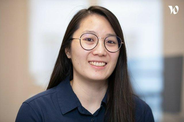 Rencontrez Sylvie , Manager Cybersécurité - VONA