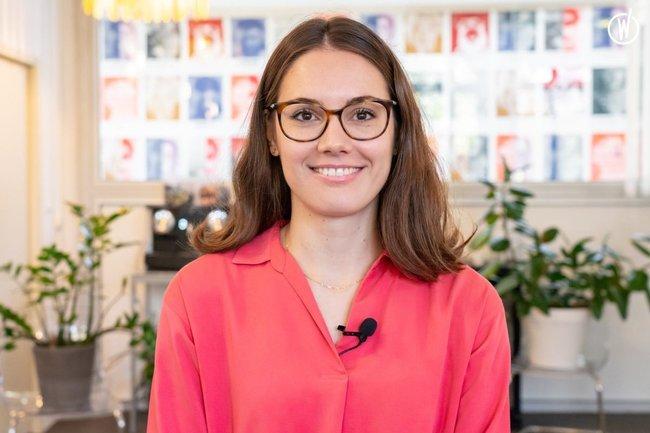 Rencontrez Aurélie, Chargée de Communication - Luma Arles