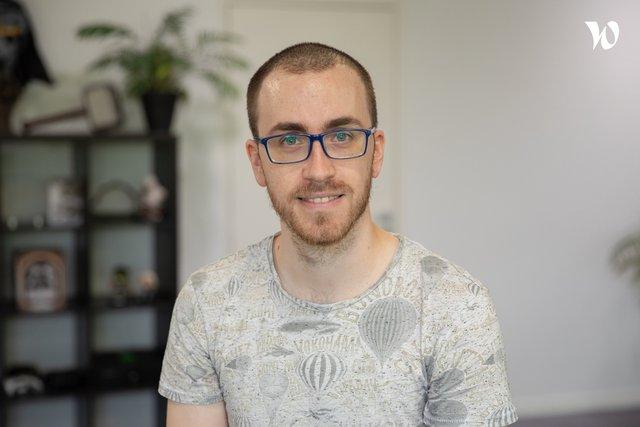 Rencontrez Alexandre, Développeur Généraliste  - Virtuos France