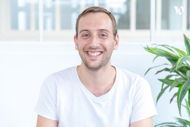 Rencontrez Raphaël, CTO - Graneet