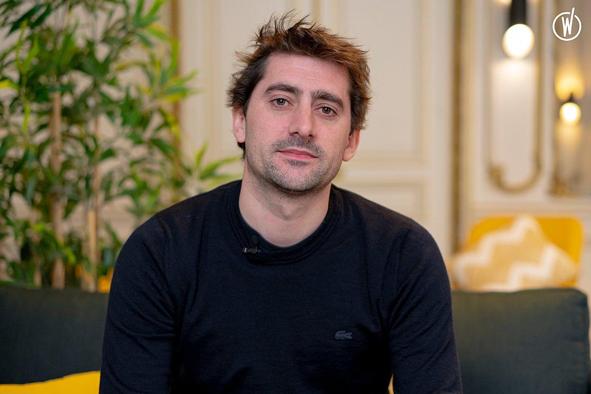 Rencontrez Sébastien, CTO et co fondateur - Realytics