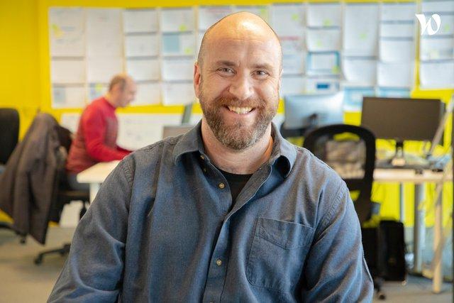 Rencontrez Guillaume , Co-fondateur CPO & DPO - Sendethic