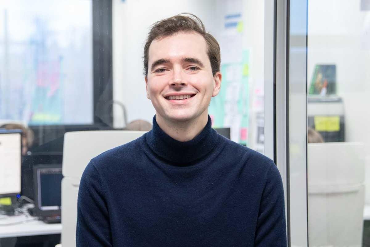 Rencontrez Antoine, CEO et co fondateur - Japet Medical