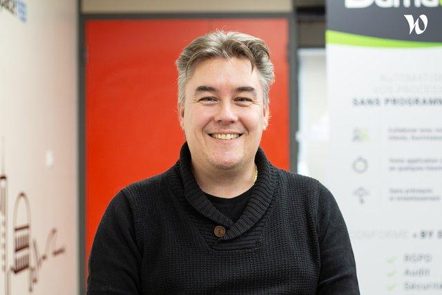 Rencontrez Franck, Associé - Directeur Commercial - Inagua SAS - éditeur de DAMAaaS