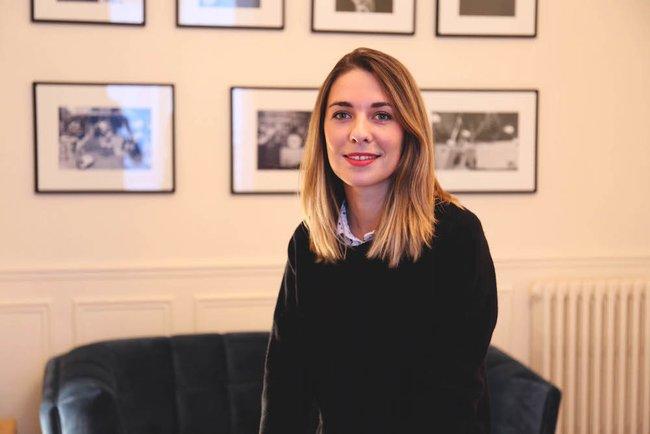 Rencontrez Faustine, Consultante Altaïde Bordeaux - ALTAIDE