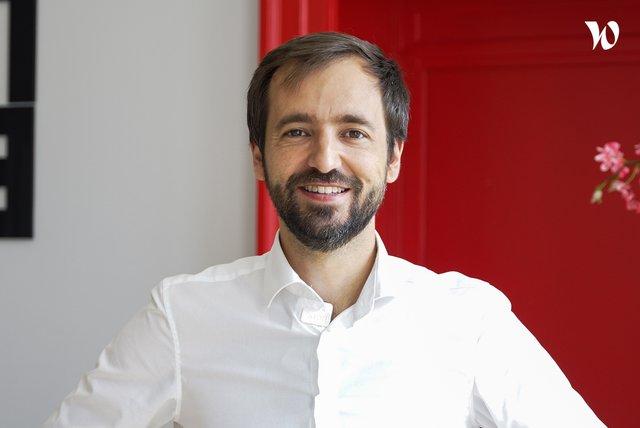 Rencontrez Alan Miny, Senior Consultant - E-cube Strategy Consultants